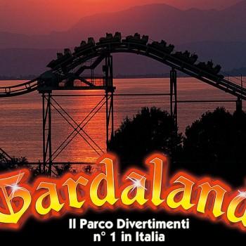 Gardaland Parco divertimenti Lago di Garda - Vacanze Appartamenti Le Palme