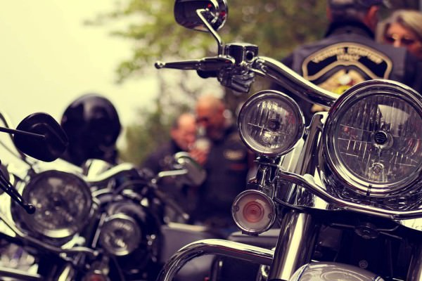 A Sirmione Lago di Garda, In Harley Davidson - Vacanze Appartamenti Le Palme